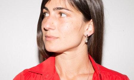 FLRNZ Link Drops Earrings