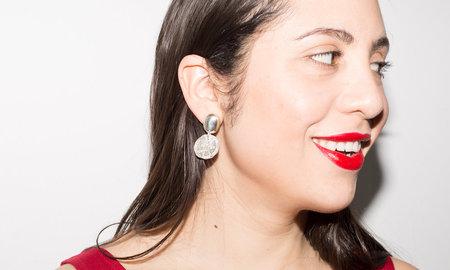 FLRNZ Antica Drops Earrings