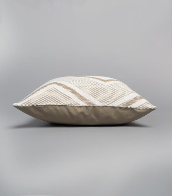 VOZ Apparel Estrella Euro Pillow - Sand