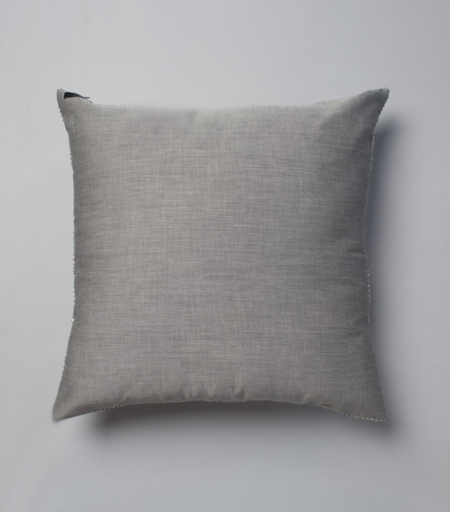 VOZ Apparel Lineas Euro Pillow - Light Grey