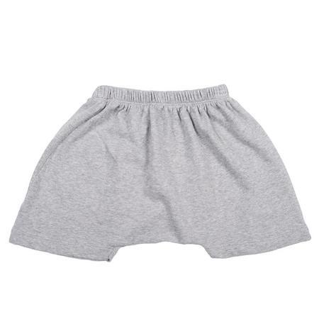 KIDS Album di Famiglia Muriel Trouser Pants - Grey Melange