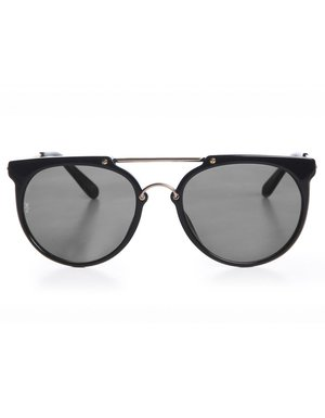 13116a176e1 Wonderland Stateline Sunglasses - Gloss Black Grey