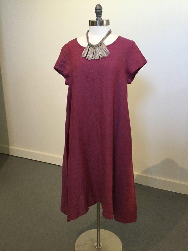 423fb395f90 Bryn Walker Midi Linen Dress