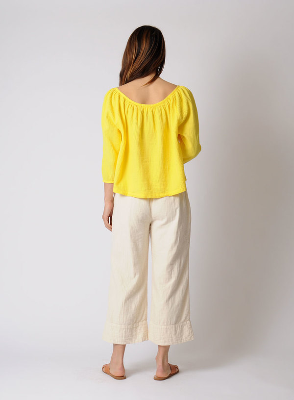 Atelier Delphine Alameda Cropped Pant