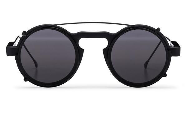 20606f213aa Spitfire Aurora Clip Sunglasses - Black Black