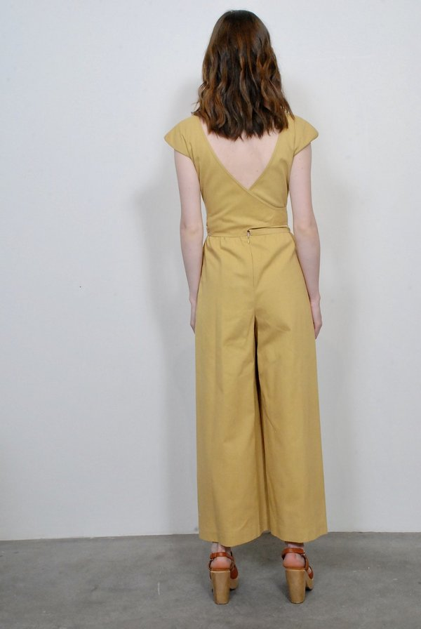 No.6 Diana Wrap Jumpsuit