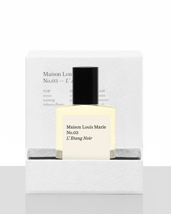 Maison Louis Marie No.03 L'Etang Noir