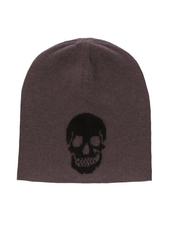 60ba2018056c3 Mila Cashmere Skull Beanie