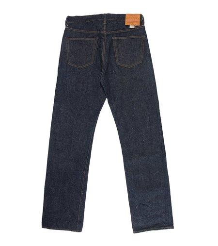 Warehouse Denim Lot 800 Straight Leg Jeans - One Wash