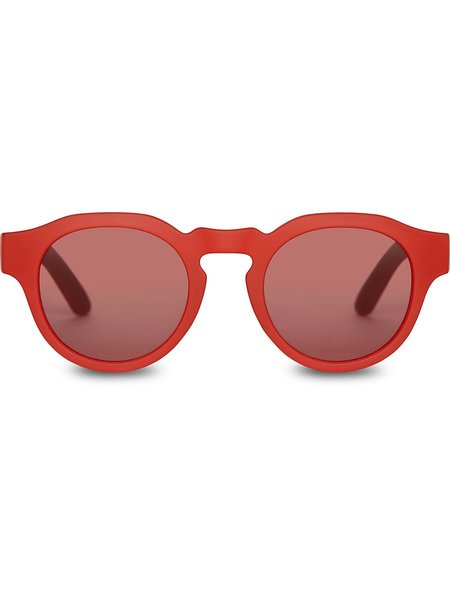 c9a12861be Traveler by Toms Bryton Matte Sunglasses - Fiesta Red | Garmentory