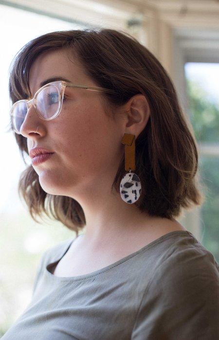 Bianca Barr Automatic Earrings
