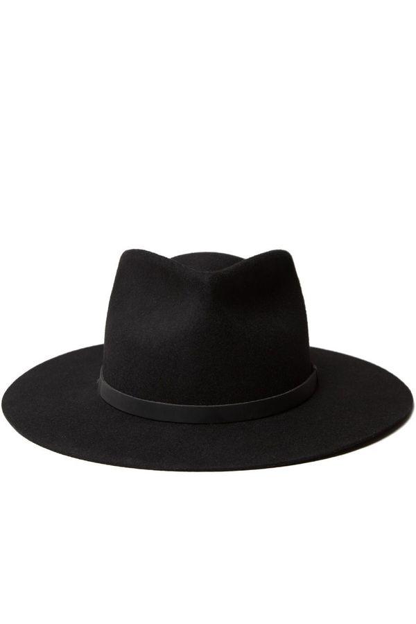 7d886f69e Yellow108 Dylan Hat - Black
