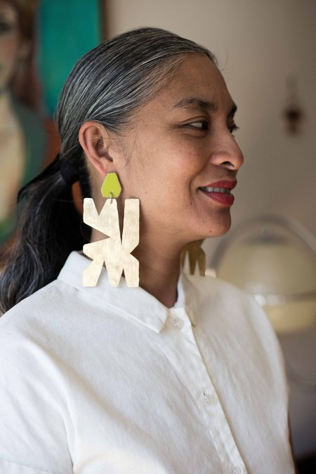 Bianca Barr Charge it! Earrings