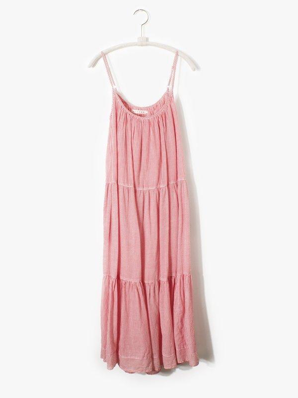 f6a52fbbb26ff2 Xirena Tierney Stripe Dress - Fire. sold out