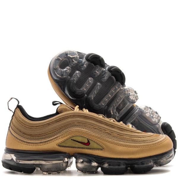 online retailer c9352 2cc98 Nike Air Vapormax 97 / Metallic Gold