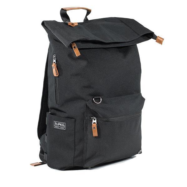 f7cf7ebcd5 PKG The Brighton backpack - BLACK