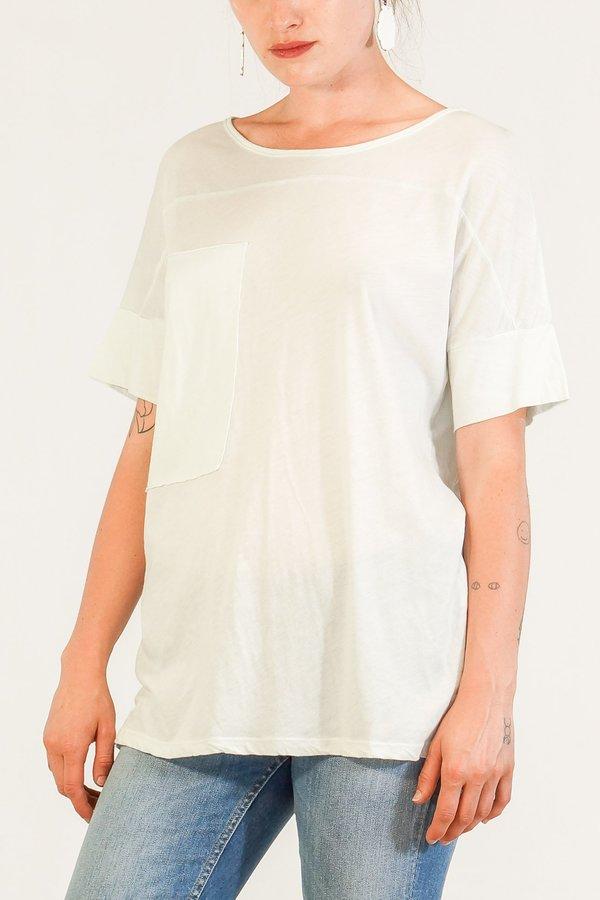 6bcd3cf85f3 Humanoid Jenna Short Sleeve Jersey Tee - Jade | Garmentory