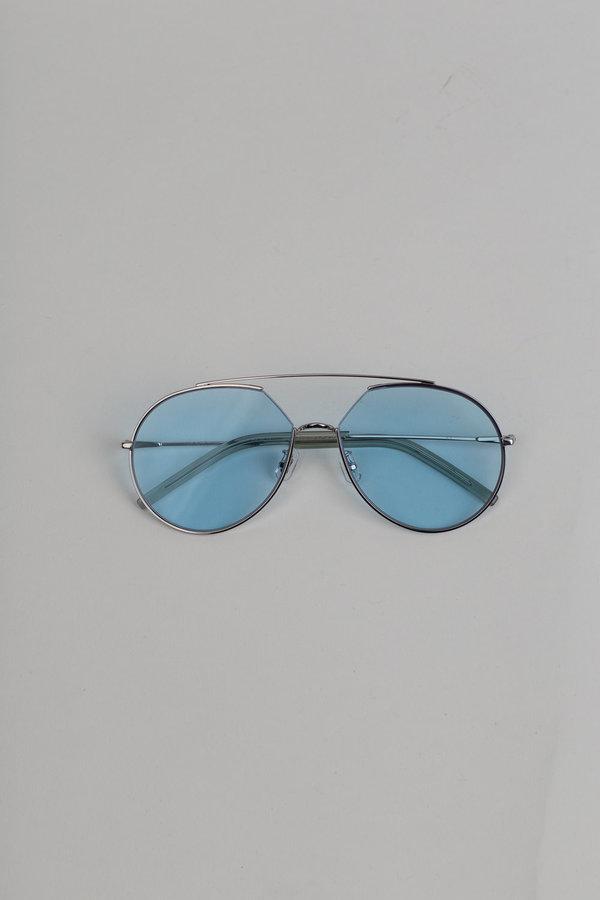 979df19755 Gentle Monster Z-1 02 B Sunglasses - Blue