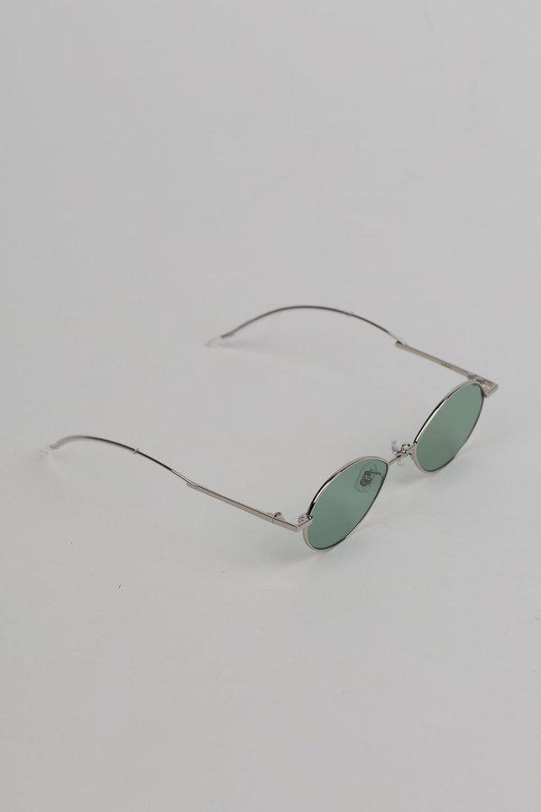aa48ee8fbb8f Gentle Monster Cobalt 02 GR Sunglasses - Green