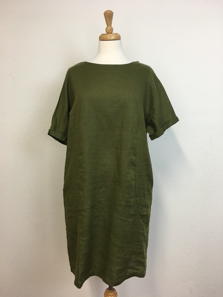 5384934f5c Elk Linen Shift Dress. sold out