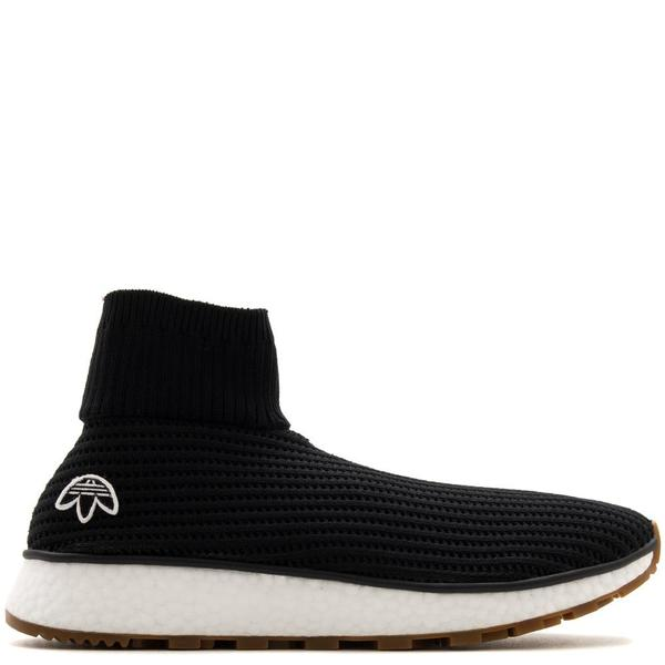 Adidas Originals by Alexander Wang Run Clean Shoes Core Black on Garmentory