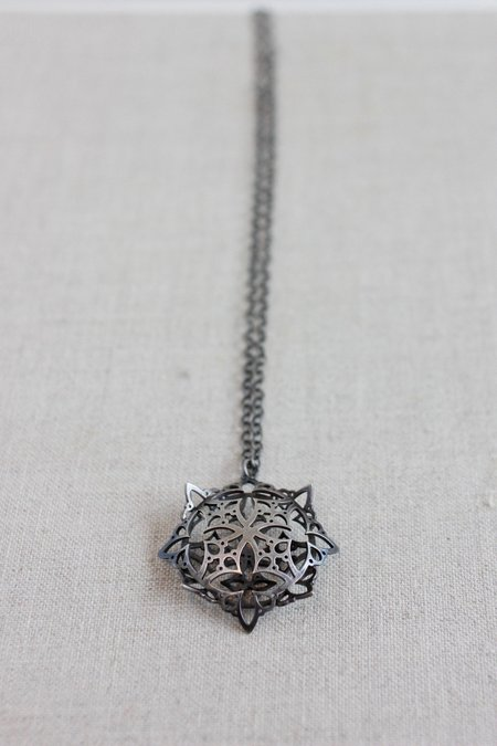 Symbiotique Mer Du Sud Necklace - Sterling Silver