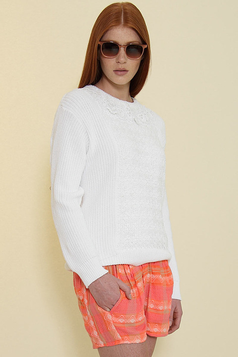LITKE Crewneck Sweater