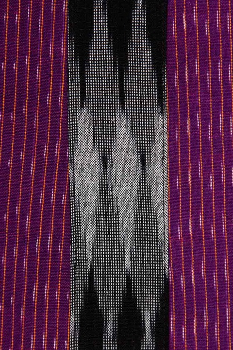 Abacaxi Ikat Wide-Leg Pants