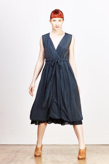CP SHADES Julia Cotton/Silk Dress - Ink