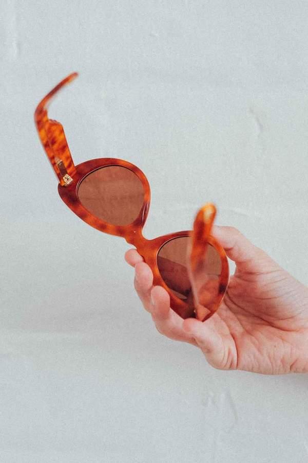 f69e3fa546e Lucy Folk Wingspan Sunglasses - Conch Shell. sold out. Lucy Folk