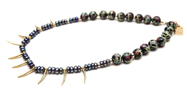Lizzie Fortunato Fisherman's Haunt Necklace