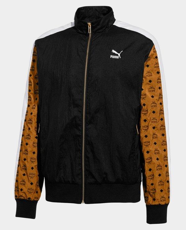 NEU MCM x Puma Track Jacket cognac Größe XL