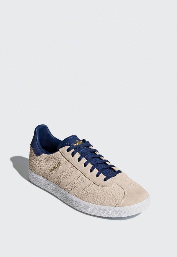Adidas Originals Gazelle - linen/nobel indigo