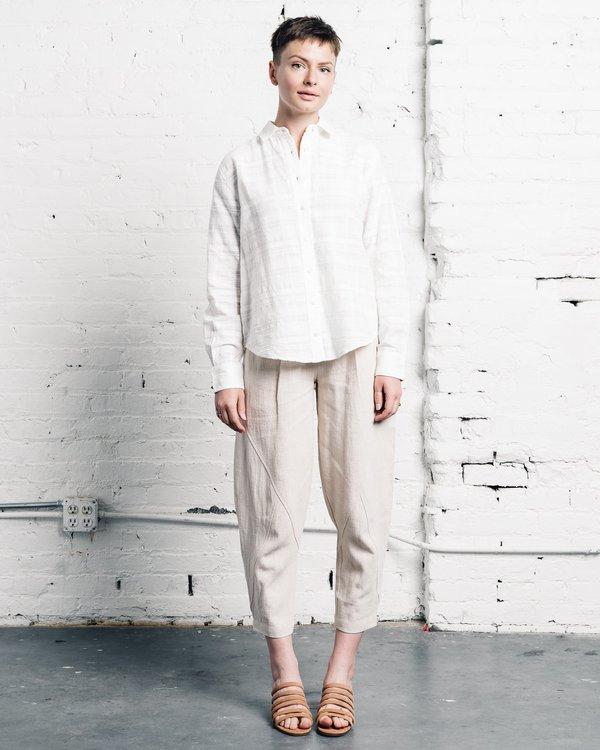 1bc2308601bc2 Mara Hoffman Margot Shirt - Textured Jacquard. $275.00$138.00