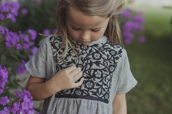Kids Devon's Drawer Daisy Dress