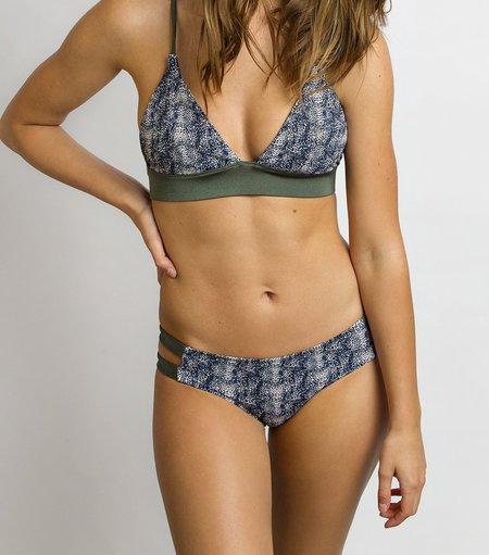 June Swimwear Culotte Meleana - Wildcat/Liane
