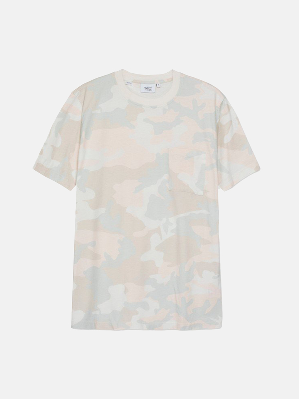 651db62547c Unisex WeSC Maxwell Camo T-shirt - Pastel Woodland. sold out