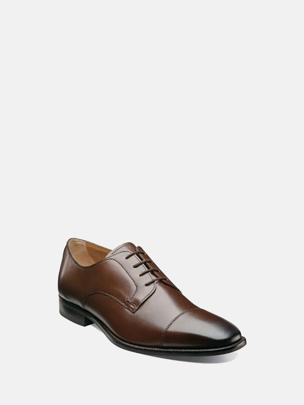 Manchester Great Sale Cheap Price Official Site For Sale Florsheim Sabato Cap Ox(Men's) -Black Smooth Leather Deals For Sale Real Sale Online MbswpgJstW