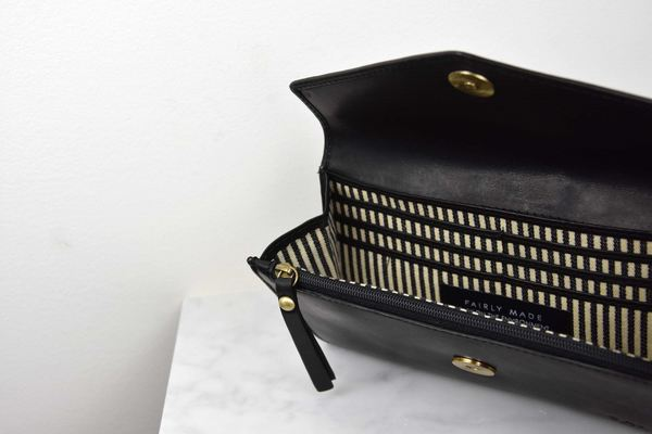 O My Bag Envelope Pixie eco classic black