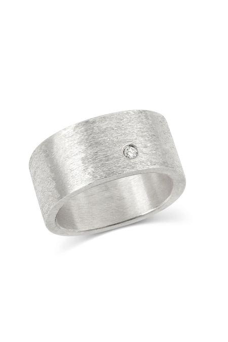 Enji Sabah Ring - silver