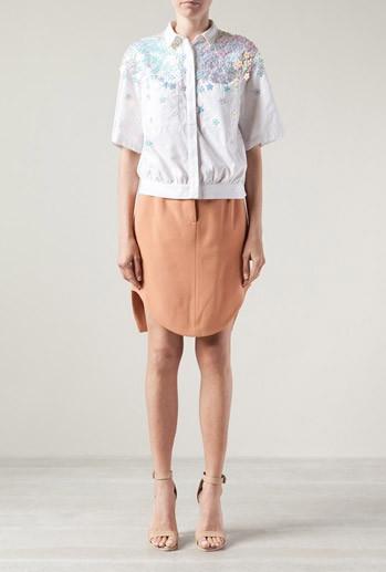 Suno Sequin Mini Top