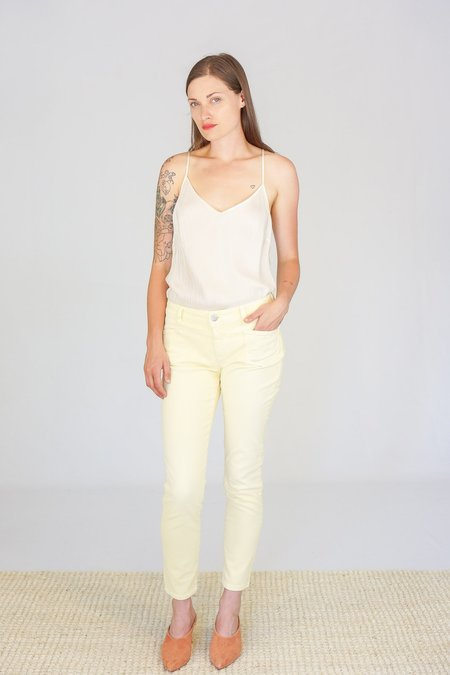 Closed Pedal-X Jeans - Mellow Yellow