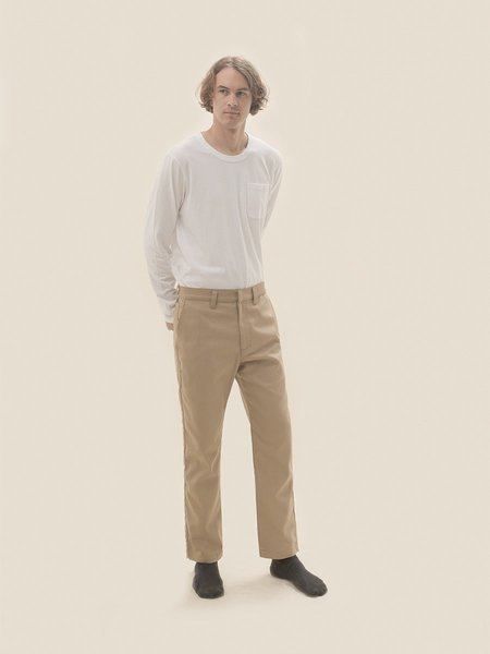General Admission California Chino - Khaki