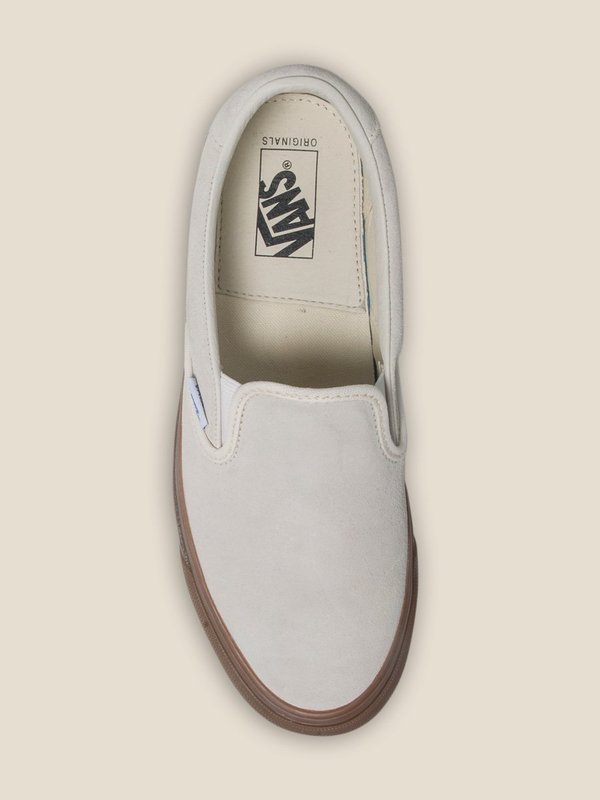 VAULT BY VANS OG SLIP ON 59 LX SUGAR SWIZZLE GUM