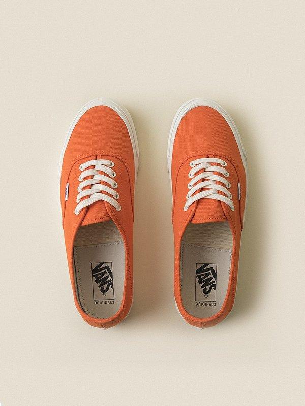 4b6c7a06285074 VANS VAULT Canvas OG Style 43 LX - Red Orange Marshmallow. sold out. VANS