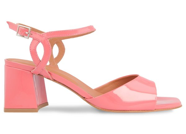 By Far Alana - Pink Patent Leather