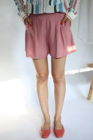 Samsoe & Samsoe Ganda Shorts - Dusty Rose