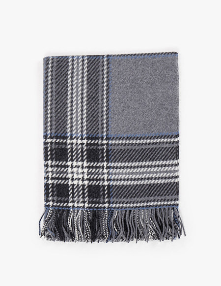 Holzweiler Dipper Check L scarf - Delighted