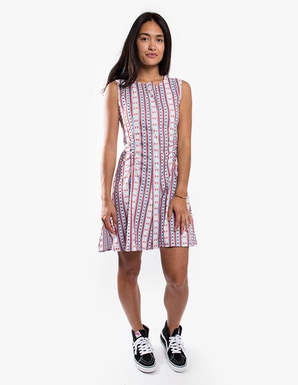 Carven Twist Open-Back Dress
