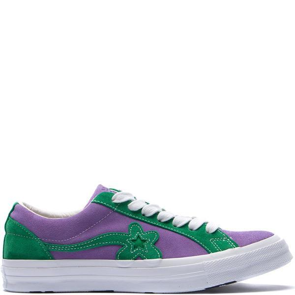 5d1b16e955eb Unisex Converse x Golf Le Fleur One Star GLF - Purple Heart. sold out.  Converse